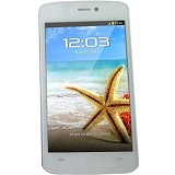 ADVAN Vandroid [S4A+] - White - Smart Phone Android